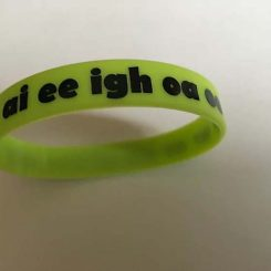30, Phase 3b, Youth size wristbands- ideal for outdoor learning