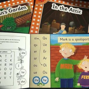 Decodable readers set 7