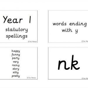 PRE CURSIVE PDF spellings keyring year 1-2
