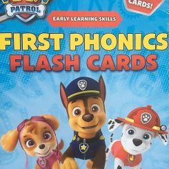 Paw Patrol phonics flashcards