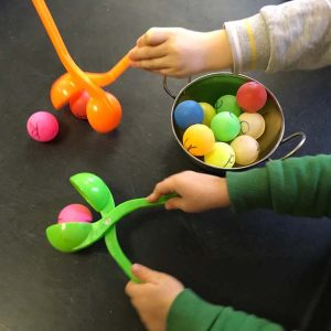 Phonics ping pong assessment activity