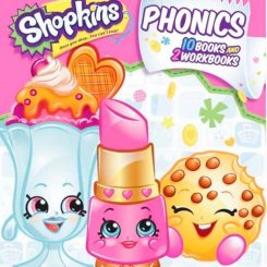 Shopkins Phonics book pack 12 books