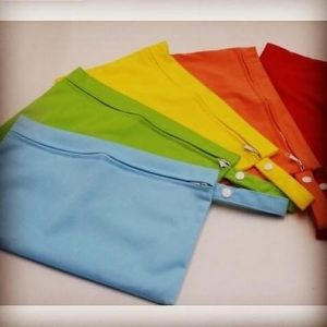 colour coded storage bags for phonic toys and games
