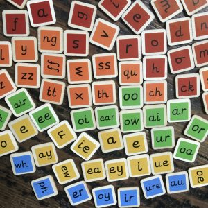 phonic games counters