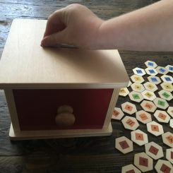 Baseline assessment phonics activity, toys and games