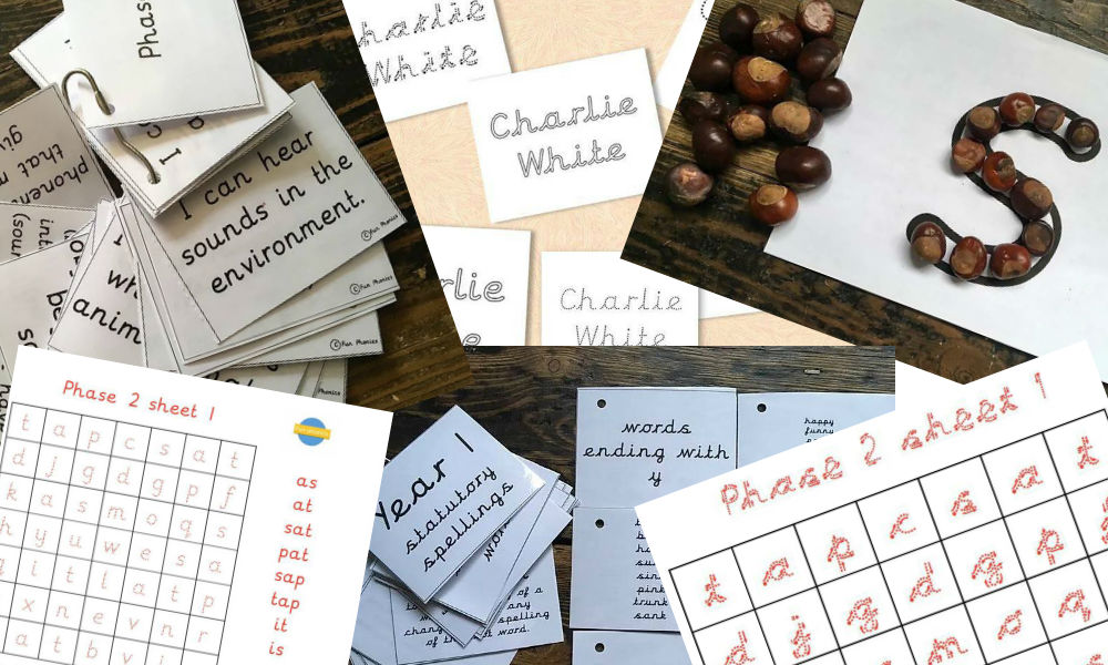 Fun Phonics Membership Digital Resources