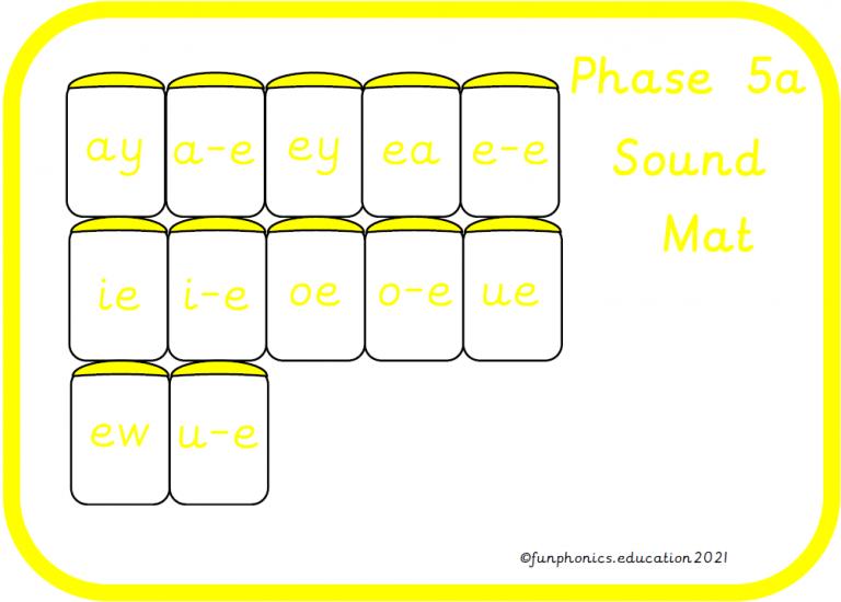 Phase 5a Sound Mat