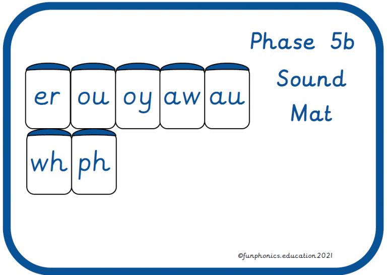 Phase 5b Sound Mat