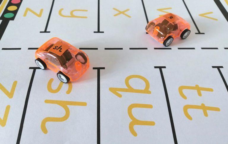 Phase 3a Car Park Game