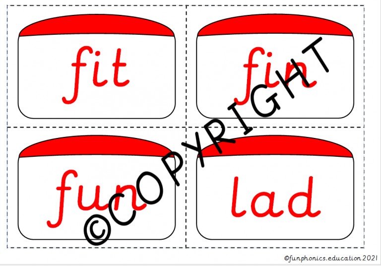 Fine motor phonics activity, toys and games